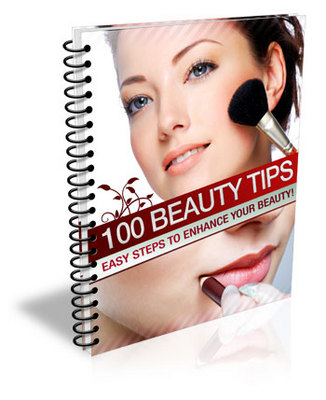 Product picture 100 Tips For Your Beauty